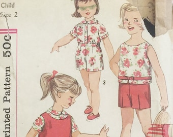 Out of print sewing pattern: Simplicity pattern 3037, vintage Simplicity pattern,
