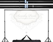 Large 8ft tall Stand / Photography Stand for Backdrops / Adjustable Backdrop Stand / Photo Props ITEM1008