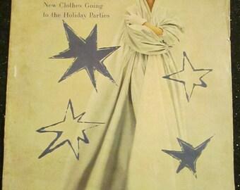 1954 Harper's BAZAAR MAGAZINE