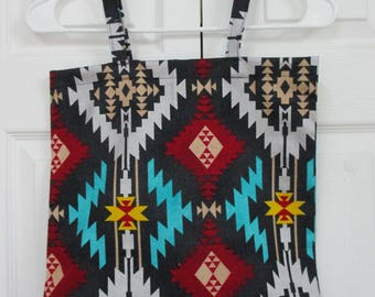 give away bag, shawl bag, native american style