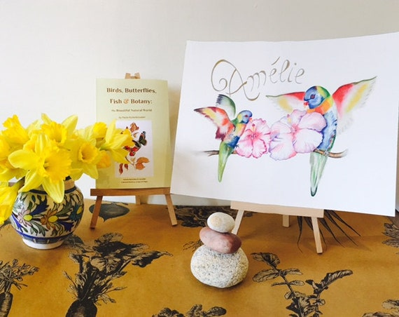 Anniversary Commission, Wedding Commission, Flower Commission, Pet Commission, Name Commission, Birth Commission, Art Celebration Commission