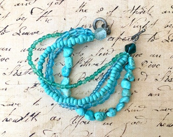 Pretty Turquoise Colored Beads for Project