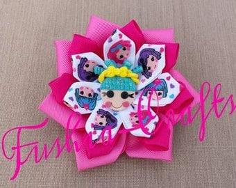 Lalaloopsy HairClip Bow