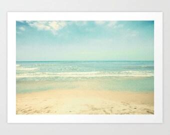 SALE Beach print, canvas wall art, beach photography beach prints, beach art, coastal art coastal wall art beach canvas large wall art, art