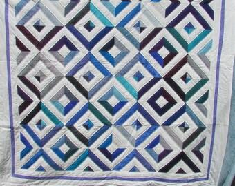 Homemade Handmade Quilt by MaryAnn