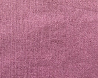 52 Inch Cotton Gauze Carnition Fabric by the yard - 1 Yard