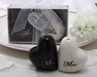 Mr. and  Mrs.  Salt & Pepper Shaker