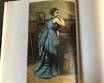 1966 Corot by Keith Roberts, Famous Paintings, 51 Color Plates, Spring Books London