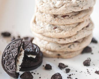 Cookies & Creme Cookies RECIPE