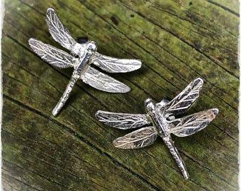 Pending dragonflies. Pending dragonflies silver. Pending closure pressure silver dragonflies.
