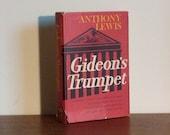 Gideon's Trumpet, First Edition 1964