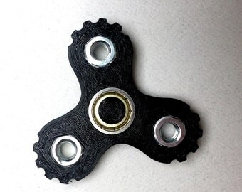Fidget Spinner - Miniature - 3D printed toy
