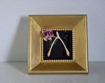 Wishbone Display Frame