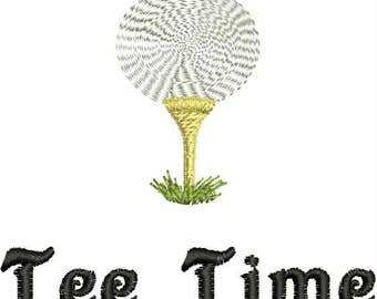 Beer Can Cozie - Golf Theme