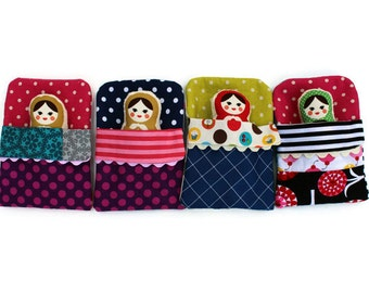matryoshka dolls and portable bed pocket doll russian dolls babushka christmas stocking choose one