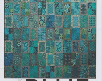 Rear Window Quilt Pattern, Blue Underground Studios, DIY Quilting Sewing