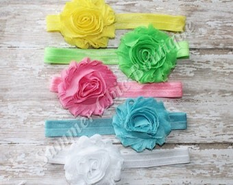 Set of 5 Baby Headbands, Baby Headband, Baby Headbands Set, Baby Headband, Newborn Headbands, Infant Headband
