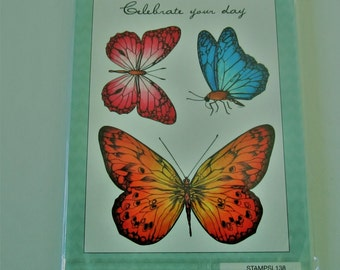 Butterfly Stamp- Made by Studio Light-