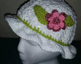 Spring hat, Sun hat, Easter hat, Beach hat