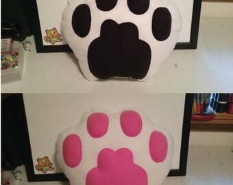 Cat Paw Pillows