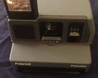 Vintage Poloroid Impulse camera...FREE shipping!!
