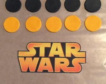 Ready -to- Ship Star Wars Cake Decorating Kit