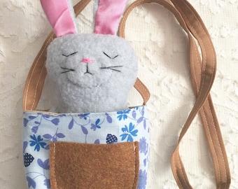 Bunny in Bag