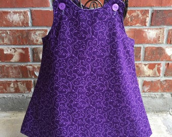 Reversible A-line dress size 3 LAST ONE!!