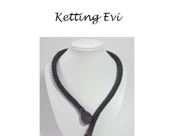 Beading Pattern Necklace Evi PDF (Dutch)