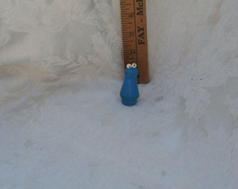Vintage 1970s Sesame Street House Figure:  YUM YUM Cookie Monster!  Hard to Find!