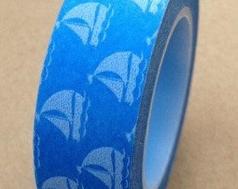 """SALE Washi Tape """"Sail""""  10 Meters"""