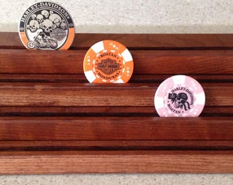CHERRY Challenge Coin Display Holder for  20-24  Coins