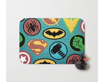 Superhero Bath Etsy