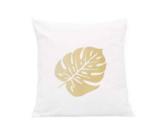 Cushion Golden Leaf