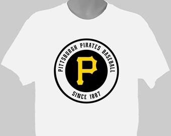 Pittsburgh Pirates Baseball T-Shirt