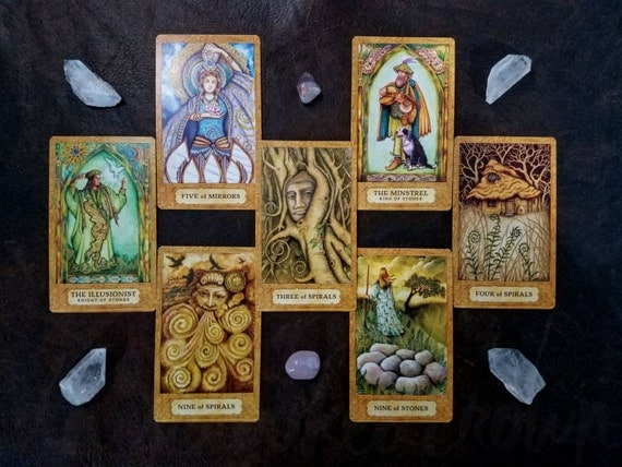 Future Lovers - See your next potential romantic relationship! Intuitive psychic tarot oracle card divination reading