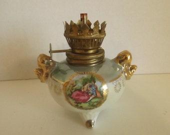 "Vintage Decorative Small Gas Lantern 3""  CL25-3"