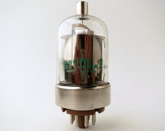 Sylvania 6159W vacuum tube - ruddedized transmitting tube