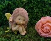 Little Fairy - Fairy Garden - Accessories - Miniature Gardening - Figurine