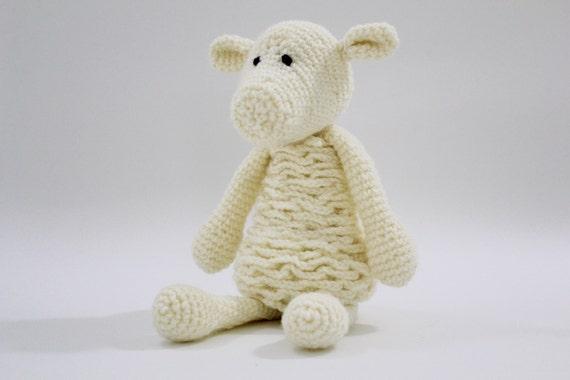 Sheep - Crochet soft toy