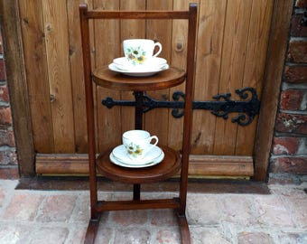 Cake Plate Stand Aftenoon Tea