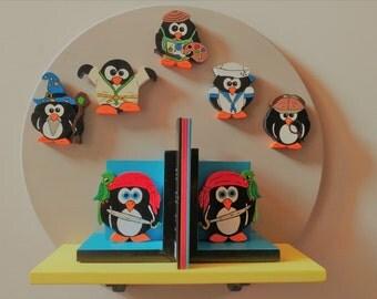 Penguin-itis Decor Mash-up
