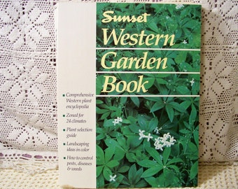 1994 Sunset Western Garden Book