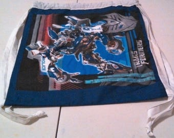 Transformers Drawstring Backpack
