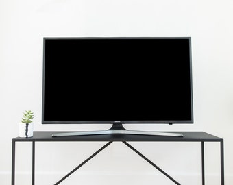modern tv stand minimalist tv stand bench or modern console and even plant stand television