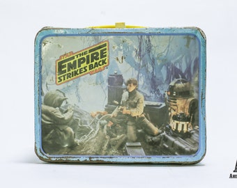 Empire Strikes back Metal Lunchbox