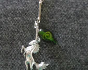 door key horse
