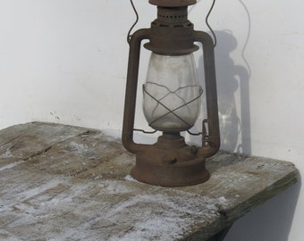 Antique Dietz No 2 Blizzard Lantern Shipping Included