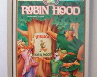 Walt Disney's Robin Hood Tape
