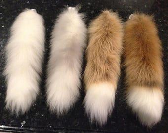 Faux Fur Fox Tail